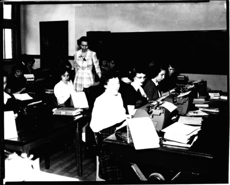 Winooski High School Classroom